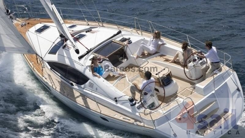 Rent Yacht Jeanneau Sun Odyssey 54 Ds In Alicante Top Boats