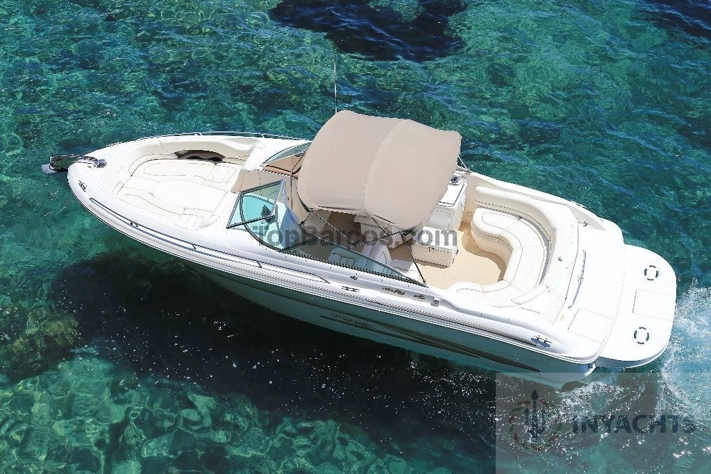 Rent motorboat Sea Ray 280 BowRider in Ibiza - Top Boats