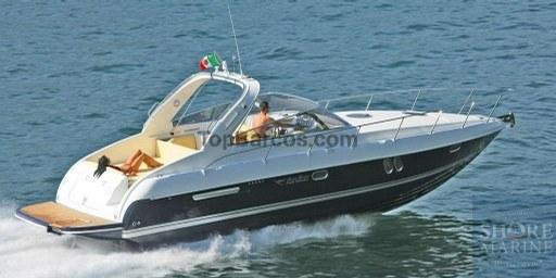 Airon Marine 425 perfect daycruiser