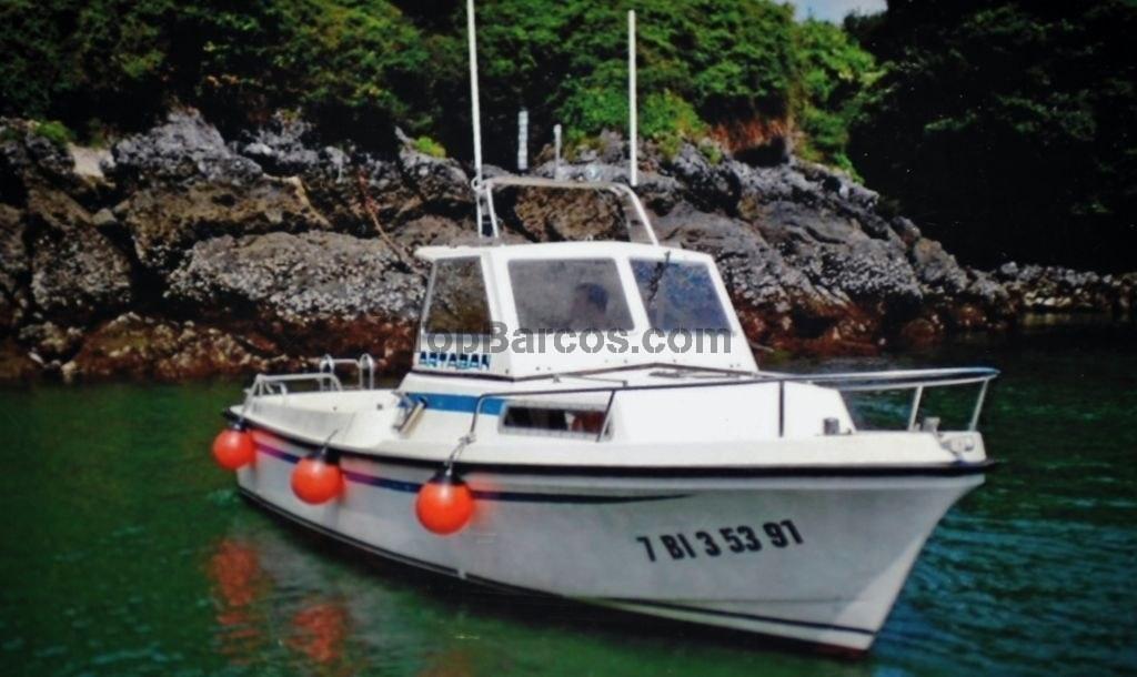 Artaban 685 en Vizcaya por 15.000€ Barcos de ocasión - Top ...
