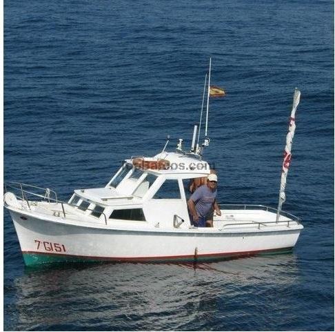 Astilleros Suarez Embarcacion de recreo