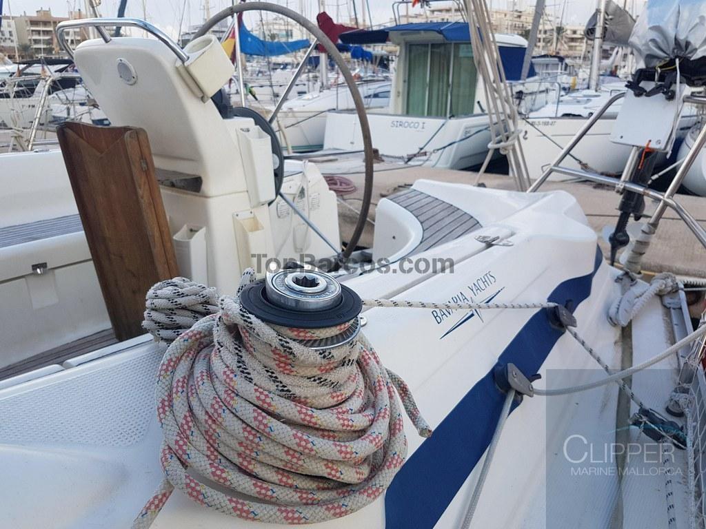 Bavaria Yachts 36 Cruiser In Majorca Boats By 48 783 Used Boats