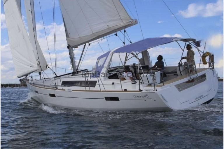 Beneteau Oceanis 45 In Majorca Boats By 130 453 Used Boats Top Boats