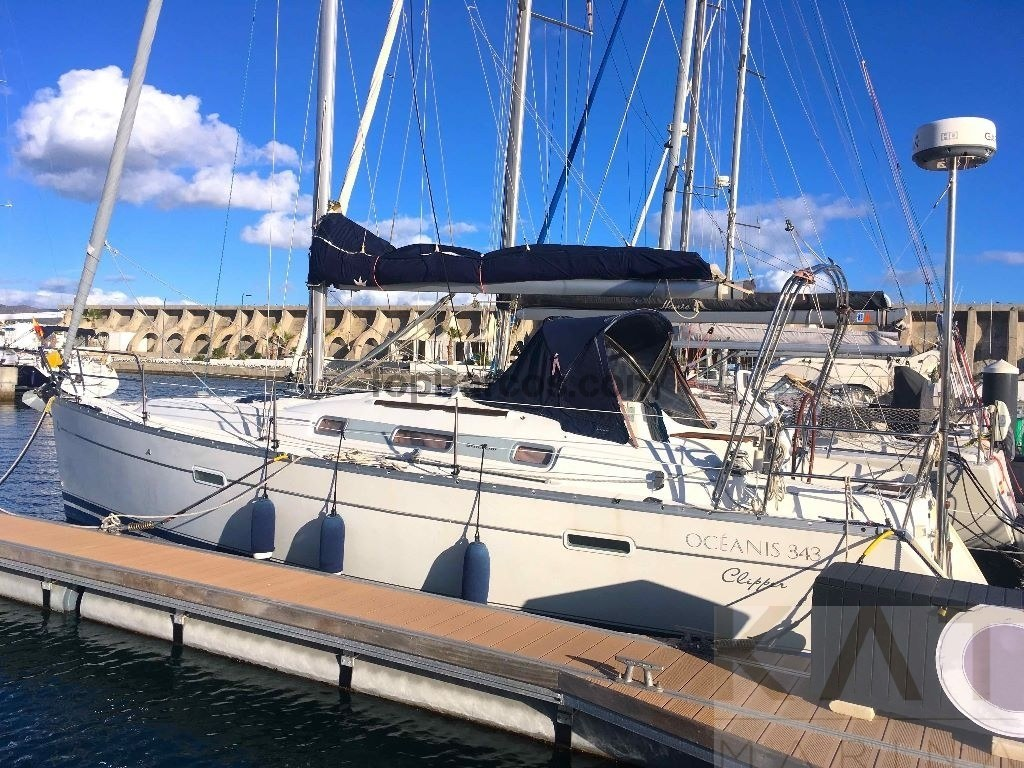 Bénéteau Oceanis Clipper 343 in Alicante Used boats - Top Boats