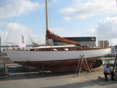 Cornish Crabbers CORNU SLOOP 38