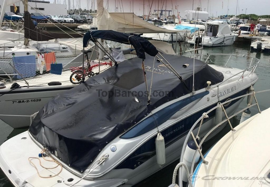 Crownline 250 CR in Alicante Boats by £32,716 Used boats