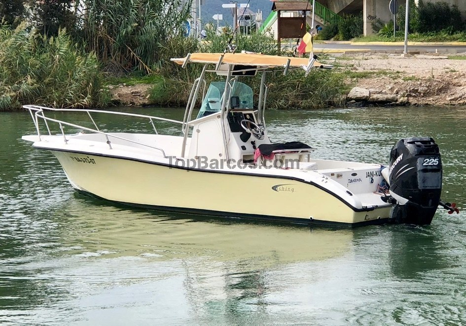 Fishing Raptor 240 in Valencia Used boats - Top Boats