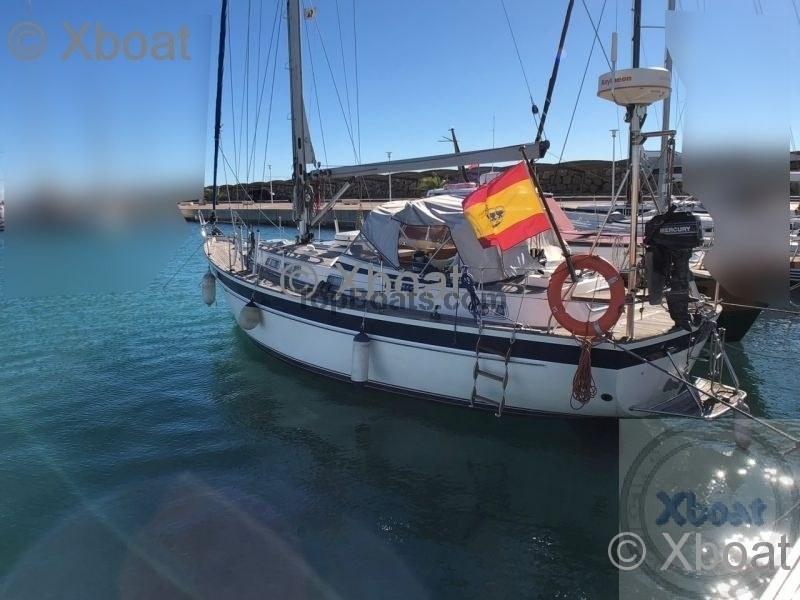 Hallberg Rassy 39 in Girona Boats by £107,313 Used boats