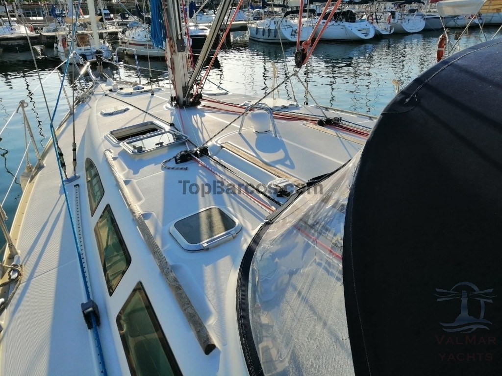 Jeanneau Sun Odyssey 40 3 In Valencia For 121 240 Used Boats Top