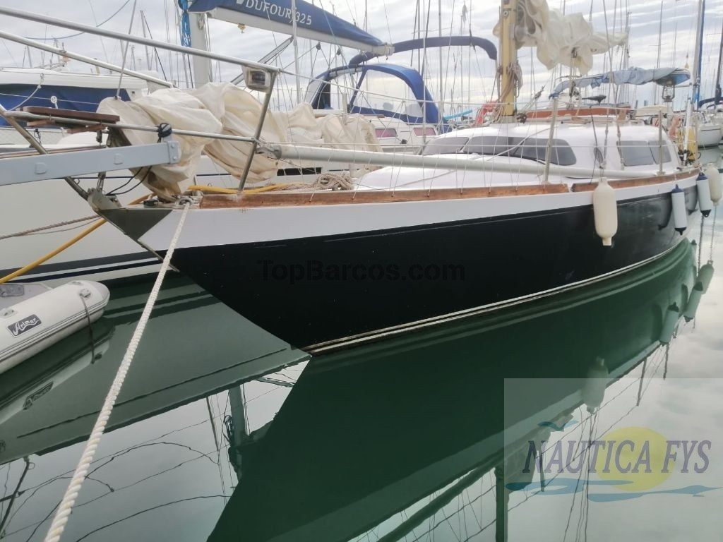 mistral sirocco mkii la corogne pour bateaux d 39 occasion top boats. Black Bedroom Furniture Sets. Home Design Ideas