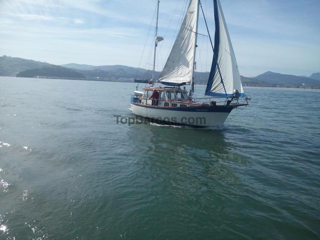 Nauticat Astilleros 33