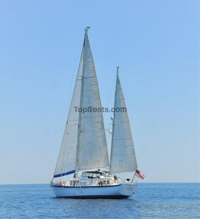 Palmer Johnson Ketch in Barcelona Boats by £255,490 Used boats - Top