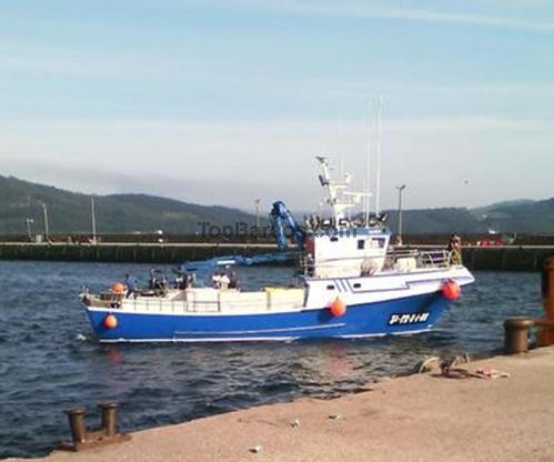 Pesca litoral-cantábrico noroeste