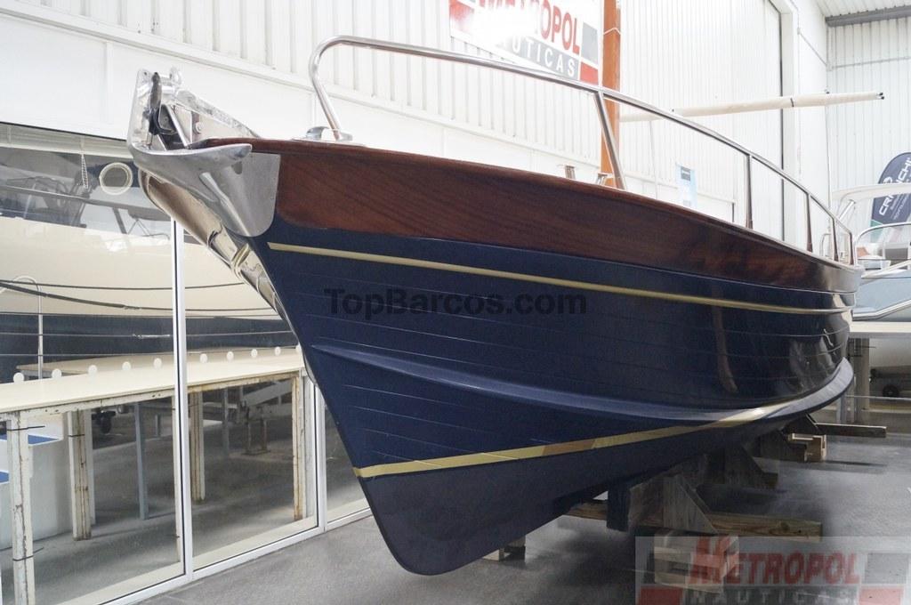 Gozzo Positano 7 28 in Girona Used boats - Top Boats
