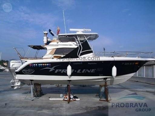 PRO-LINE Boats Sport 26