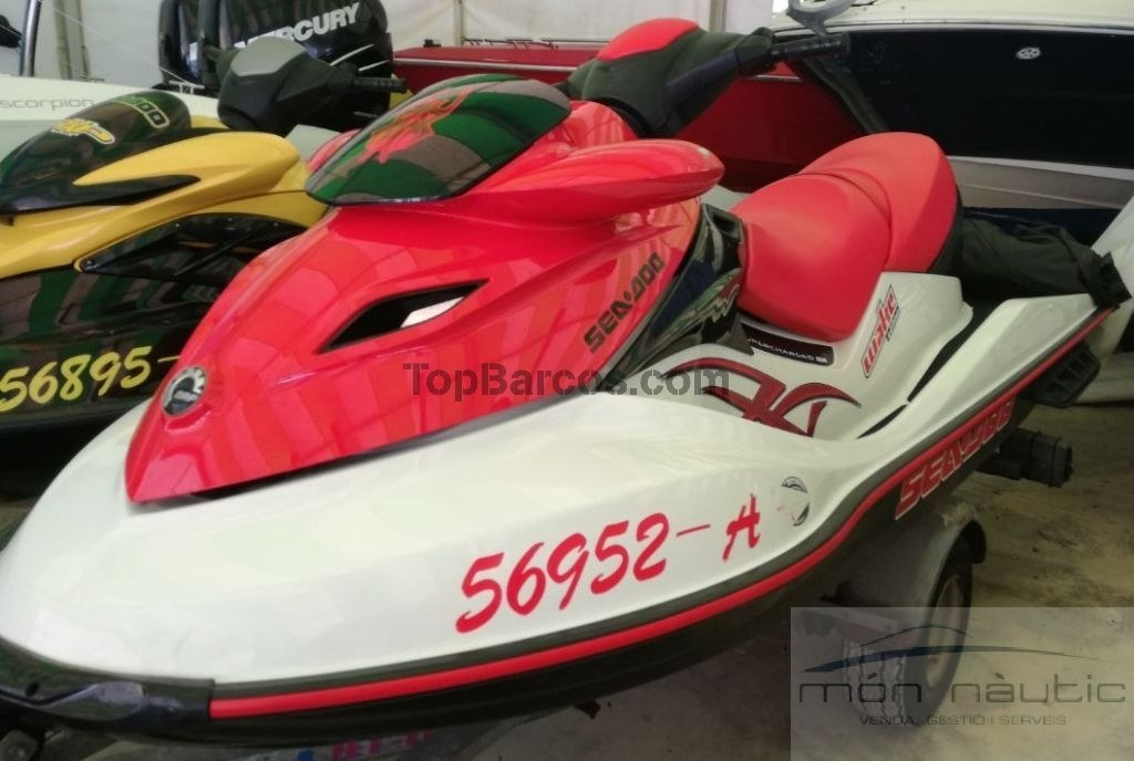 Groovy Sea Doo Rxp 215 In Majorca Used Boats Top Boats Gmtry Best Dining Table And Chair Ideas Images Gmtryco
