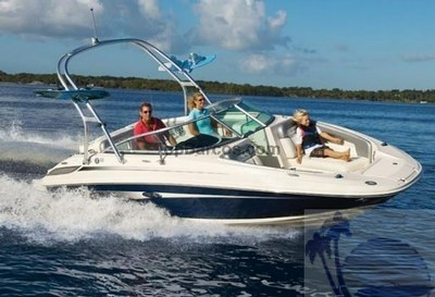 Sea Ray 210 Sundeck in used boats - Top Boats