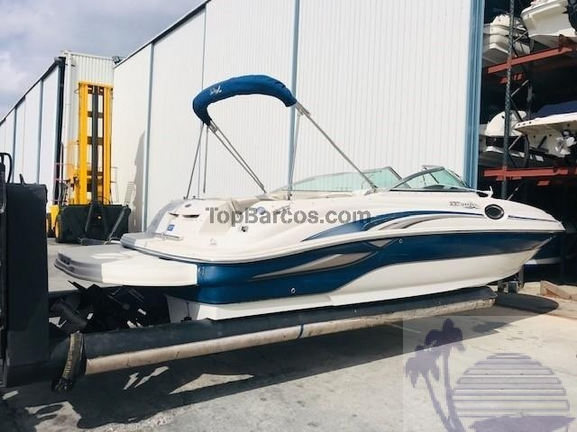 Sea Ray 240 sundeck in Malaga Used boats - Top Boats