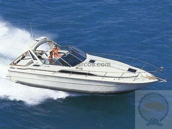 Sea Ray 340 express cruiser in Majorca Boats by £50,778 Used