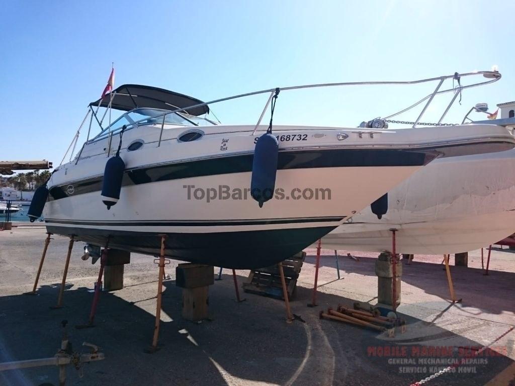 Sea Ray Sundancer 250 In Malaga Boats By 18 742 Used Boats Top Boats