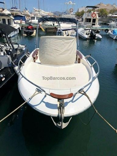 Sessa Key Largo 20 Deck