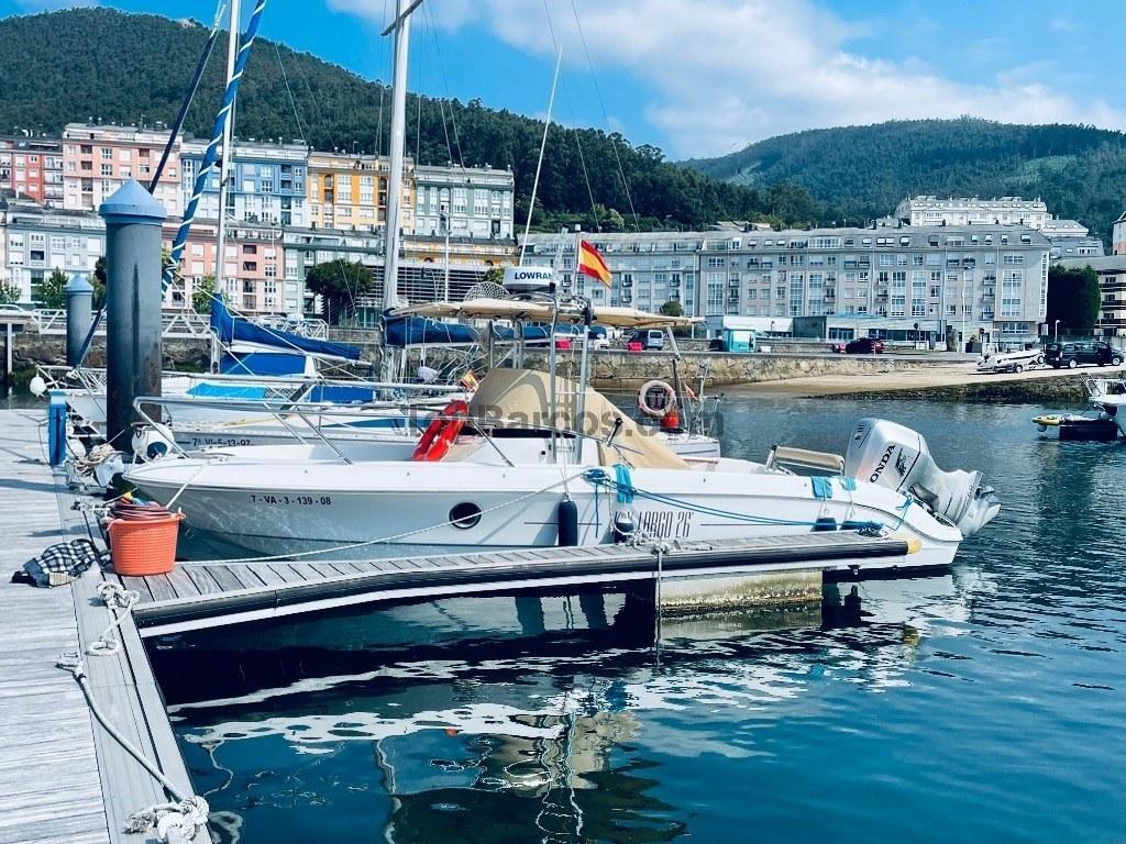 Sessa key largo 26 a maiorca barche usate top boats for Barche al largo con cabine