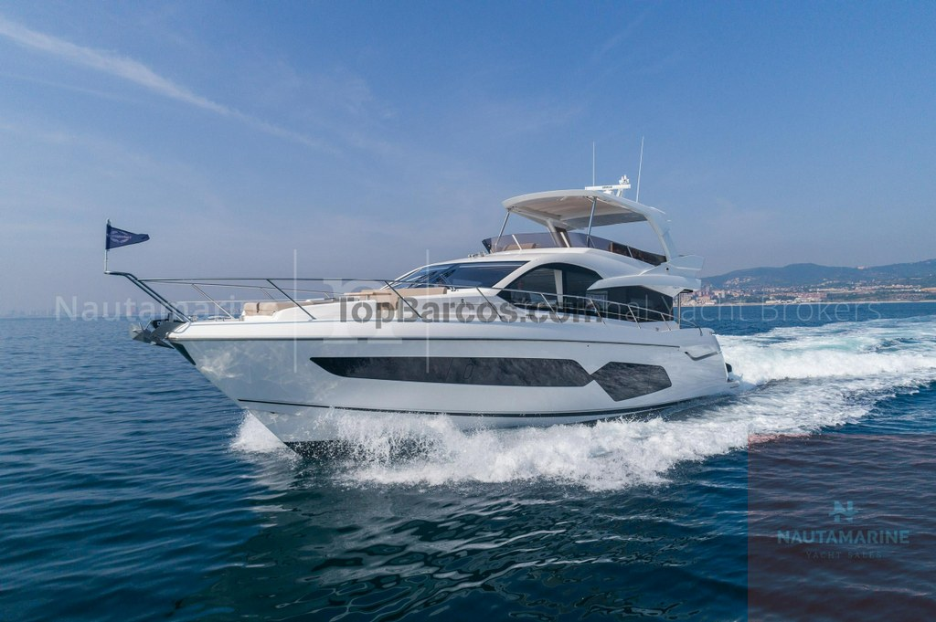 Sunseeker manhattan 66 en alicante por barcos de for Barcos sunseeker nuevos