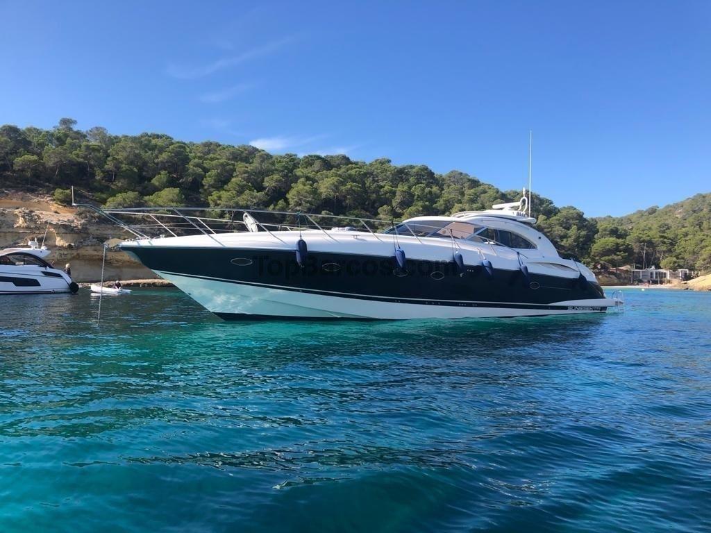 Sunseeker predator 56 en m laga por barcos de ocasi n for Barcos sunseeker nuevos