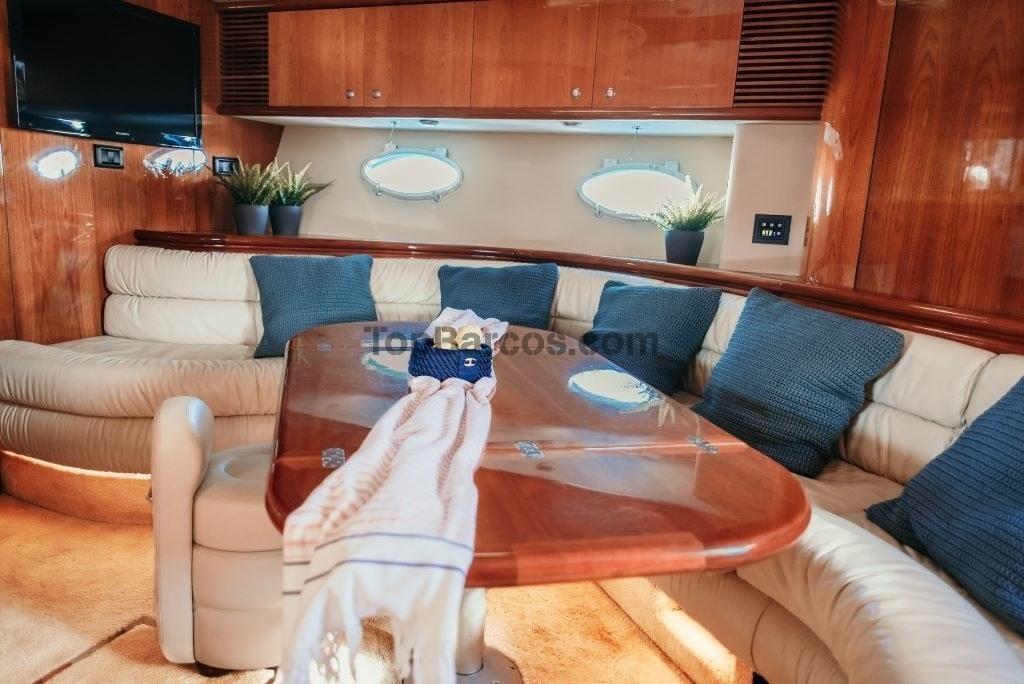 Sunseeker predator 58 en alicante por barcos de for Barcos sunseeker nuevos
