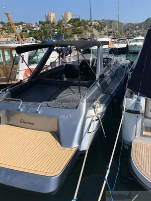 Sunseeker tomohawk 37