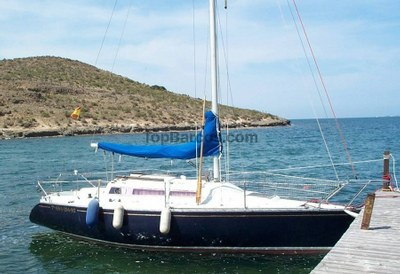 VELERO SOW 27 IMPECABLE