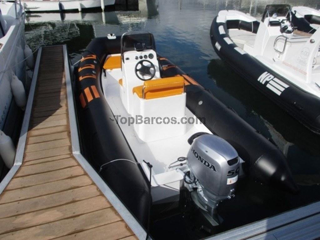 notys pro 550 fun series new boat in morbihan