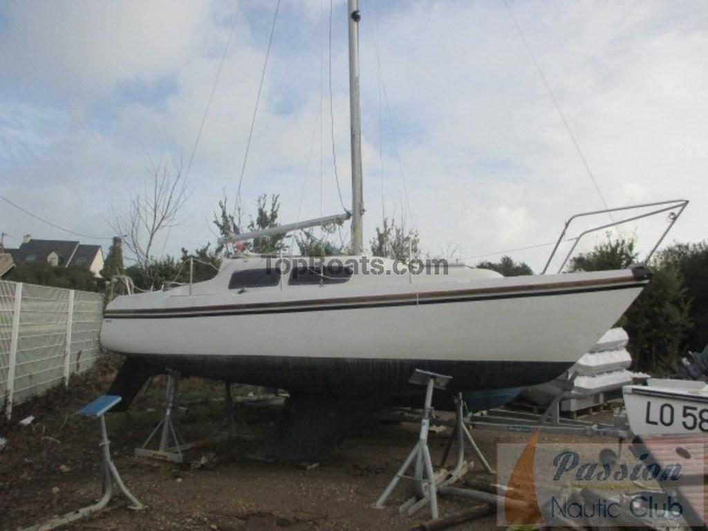 Inerga PUMA 23 in Morbihan for $11,883 Used boats - Top Boats