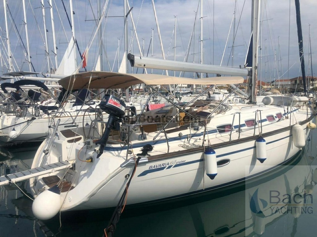 Bavaria yachts 46 cruiser a rimini barche usate top boats - Bagno 46 rimini ...