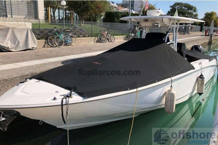 Boston Whaler 320 outrage in palermo Used boats - Top Boats