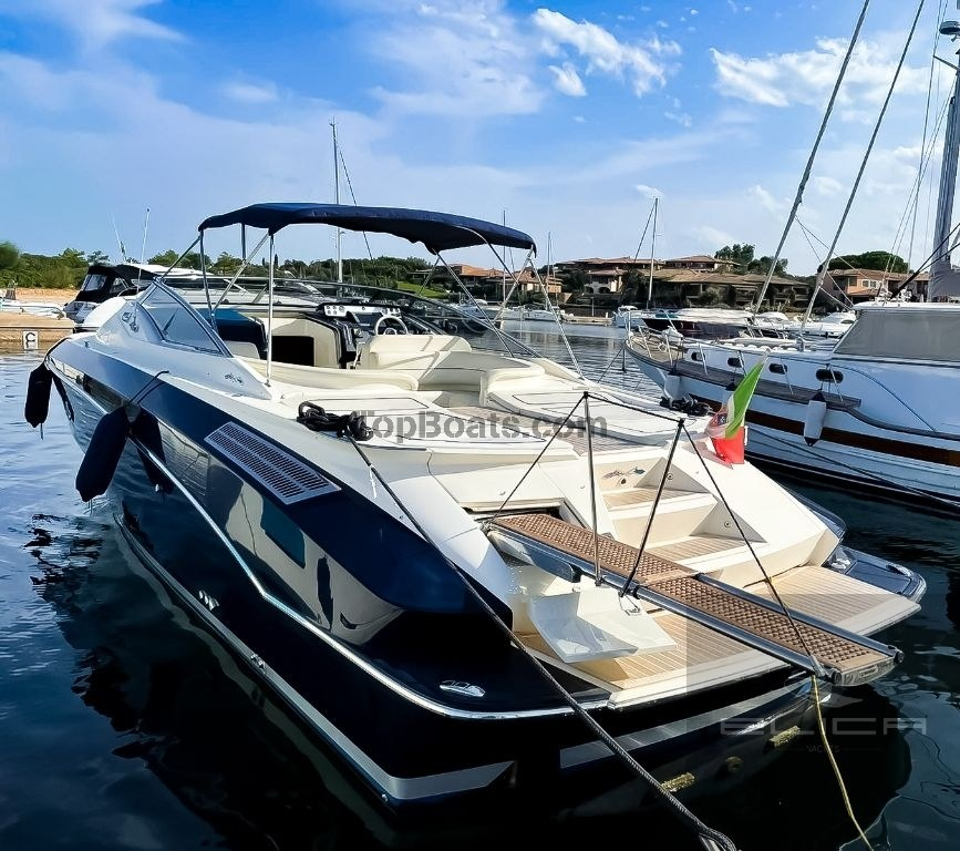 Cantieri di sarnico spider in roma barche usate top boats for Cantieri apreamare