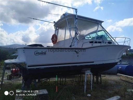 Carolina Classic Boats >> Carolina Classic 28 In Napoli Boats By 91 858 Used Boats