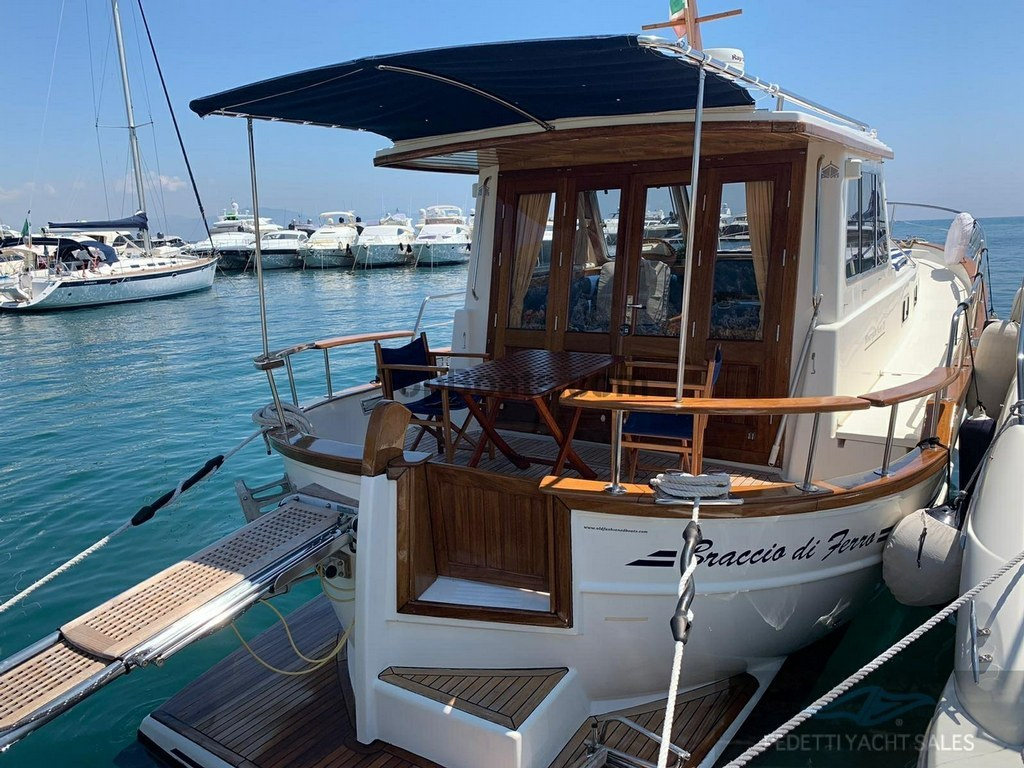 Menorquin Yachts 120 a Roma Barche usate - Top Boats