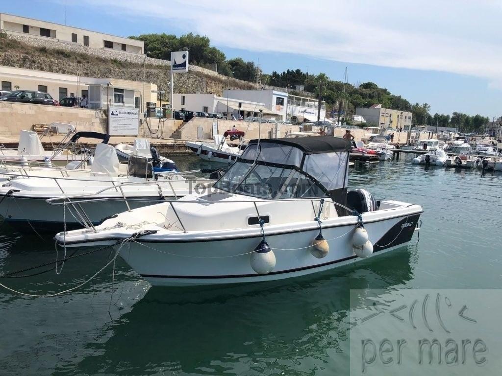 Robalo 2140 wa a Lecce per 16.500€ Barche usate - Top Boats