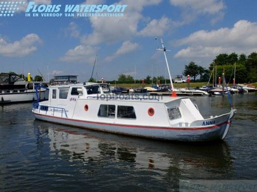 Spiksplinternieuw Salonboot casco in midden-groninga tweedehands boten - Top Boats LM-51