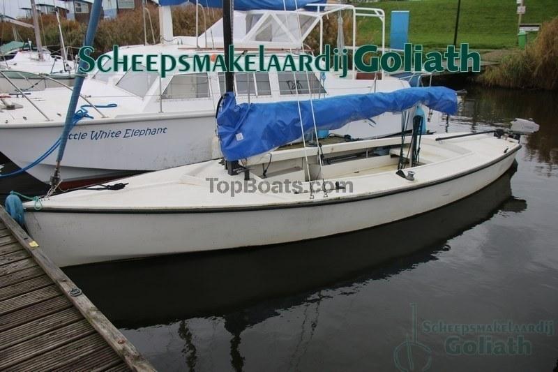 Hedendaags Valk open zeilboot in dongeradeel tweedehands boten - Top Boats PN-38