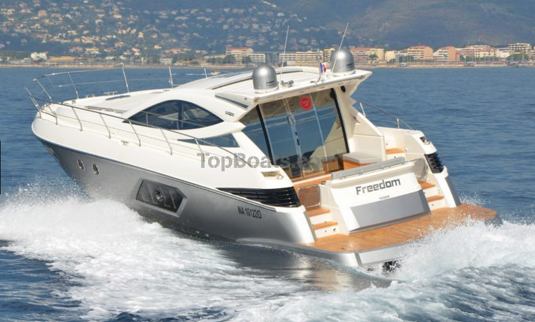 Salpa Laver 52XL new boat in Majorca - Top Boats