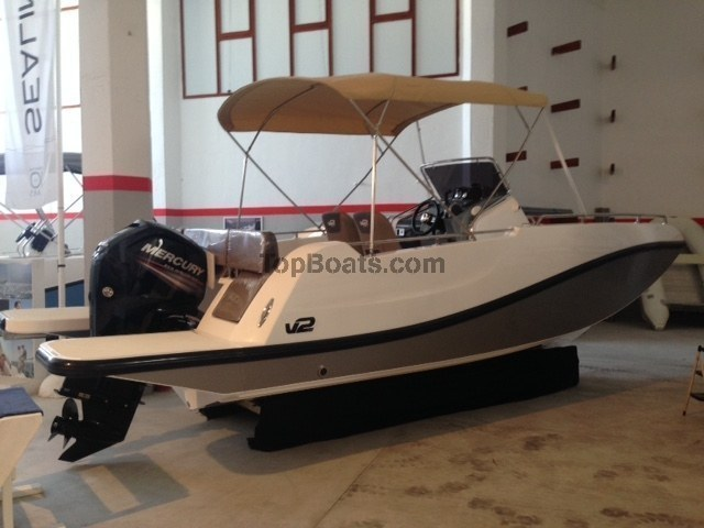 V2 7 0 barco nuevo en alicante top barcos - Stock uno alicante ...