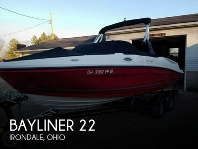 Bayliner 22 in used boats - Top Boats