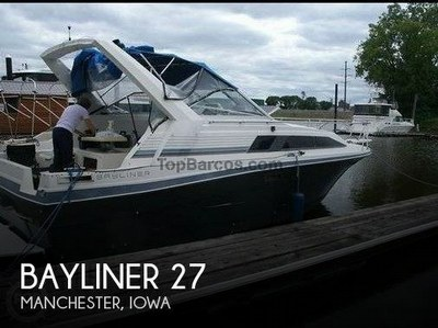 Bayliner 27 in used boats - Top Boats