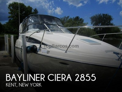 Bayliner Ciera 2855 in used boats - Top Boats