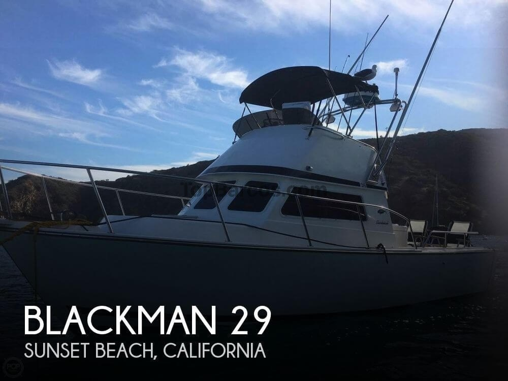 Blackman 29 in Orange (California) for $84,000 Used boats