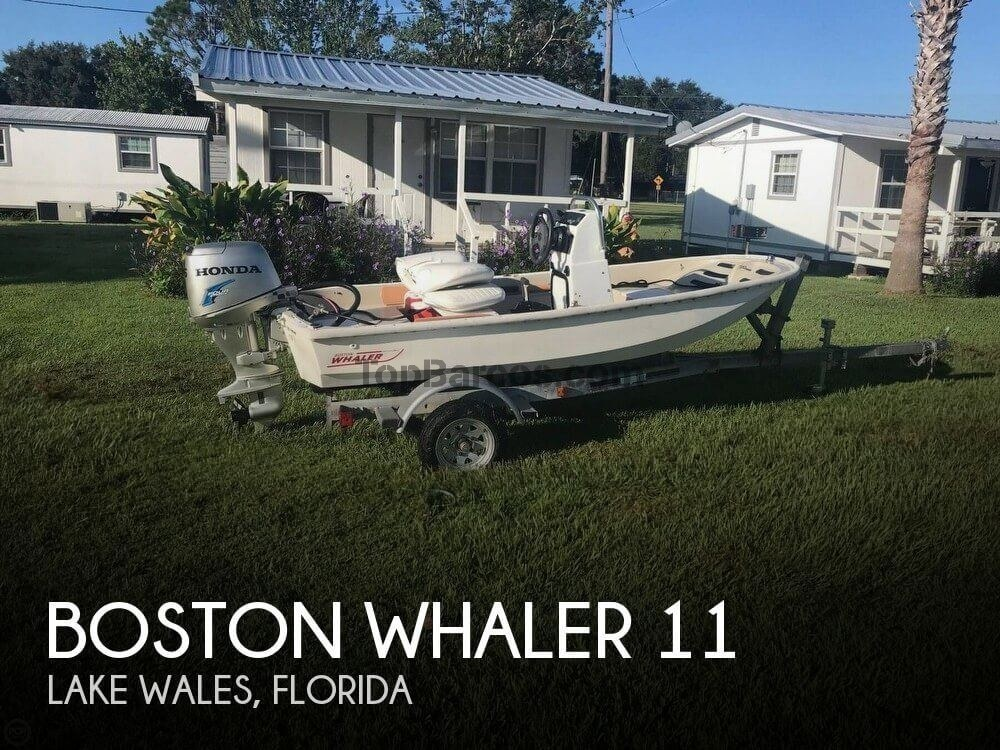 Boston Whaler 11 in Polk (Florida) Used boats - Top Boats