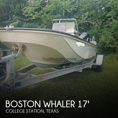 Boston Whaler 17 in used boats - Top Boats