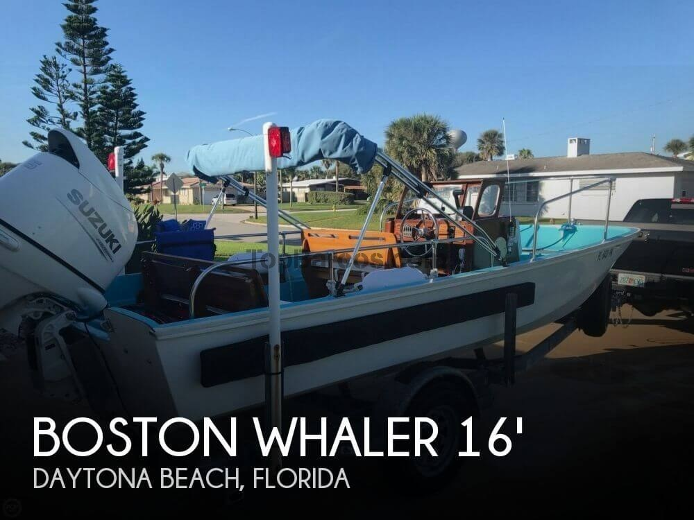 Boston Whaler Nauset in Volusia for $23,000 Used boats - Top